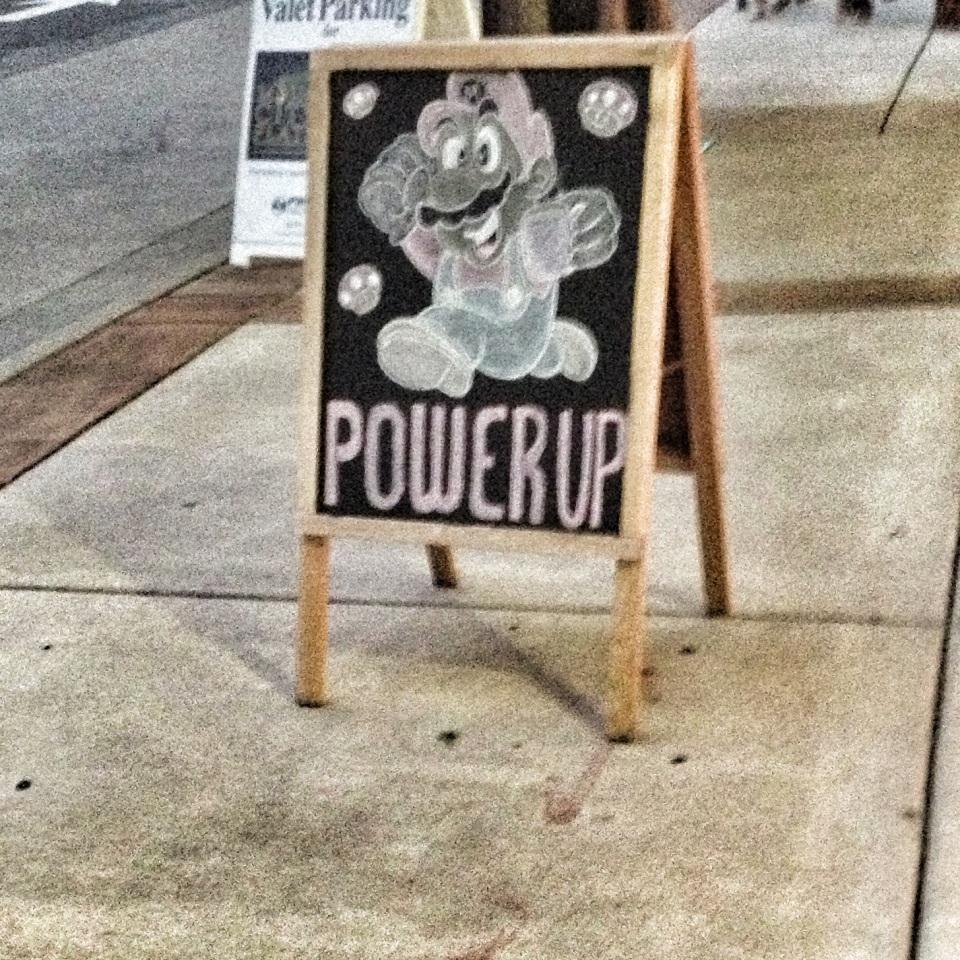 Bond Coffee Power Up