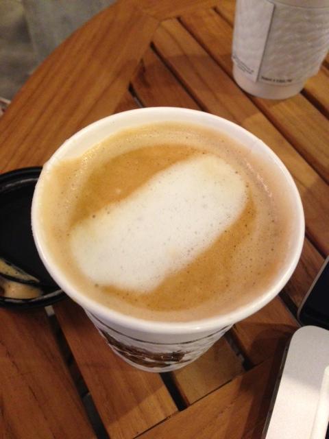 Bond Coffee Co Latte Art