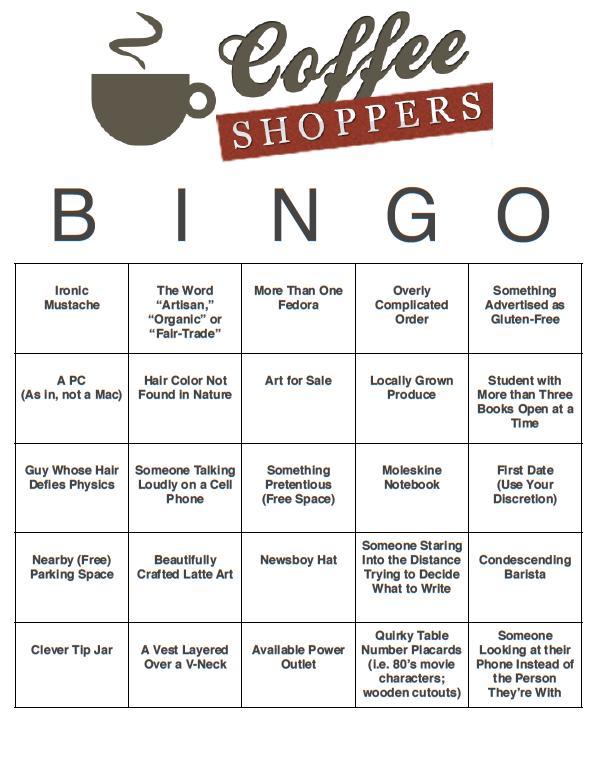 Cafe Bingo Download