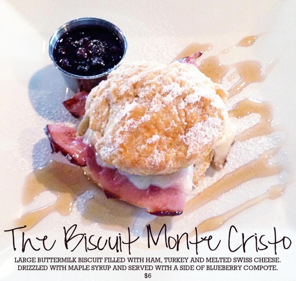 edgehill biscuit monte cristo