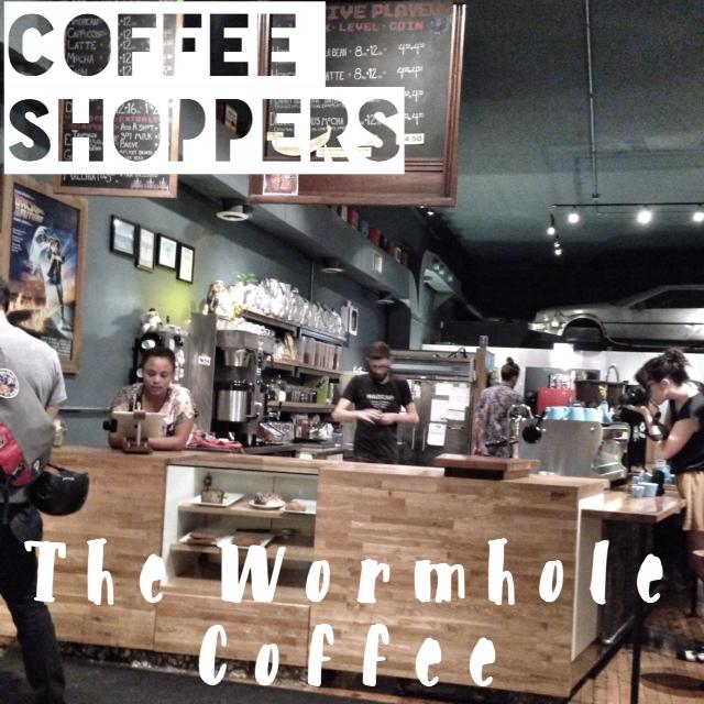 Wormhole Coffee Shoppers