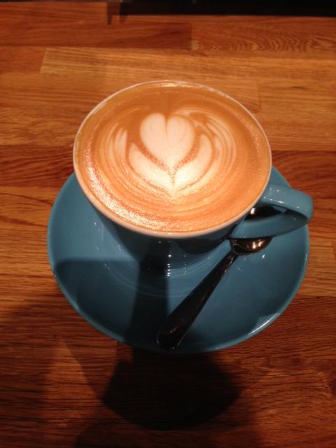 Wormhole Latte Art