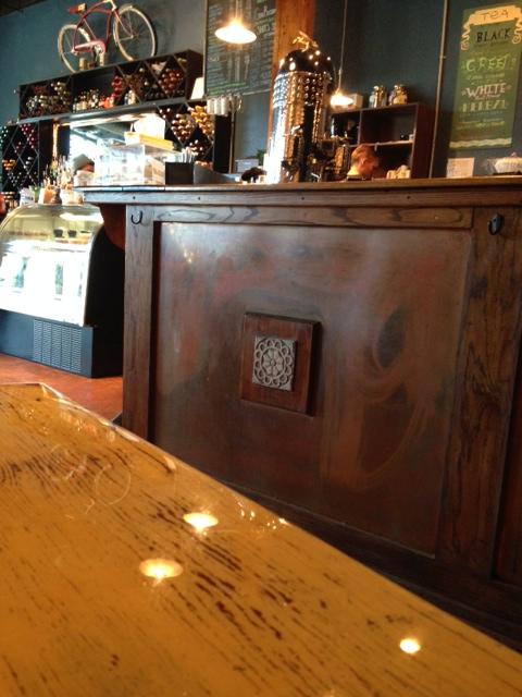 Hendershot's bar