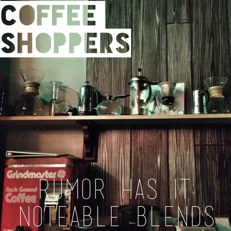 coffee, coffee shops, Nashville, tea, Noteable Blends
