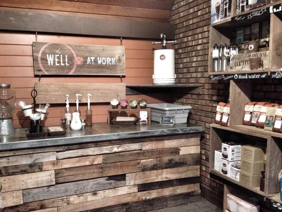 the well coffeehouse, coffee shop, Nashville, coffee, tea