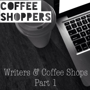 writers, writing, coffee shop