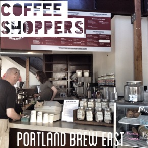 Portland Brew East, Nashville, Coffee Shop