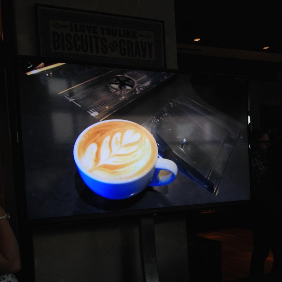 latte art competition latte 2