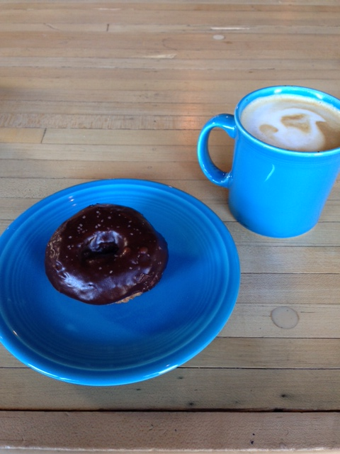 8th and roast donut
