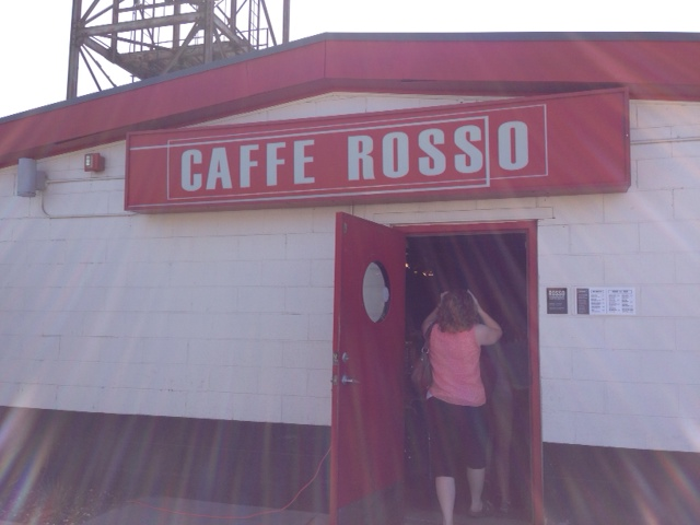 Cafe Rosso Front
